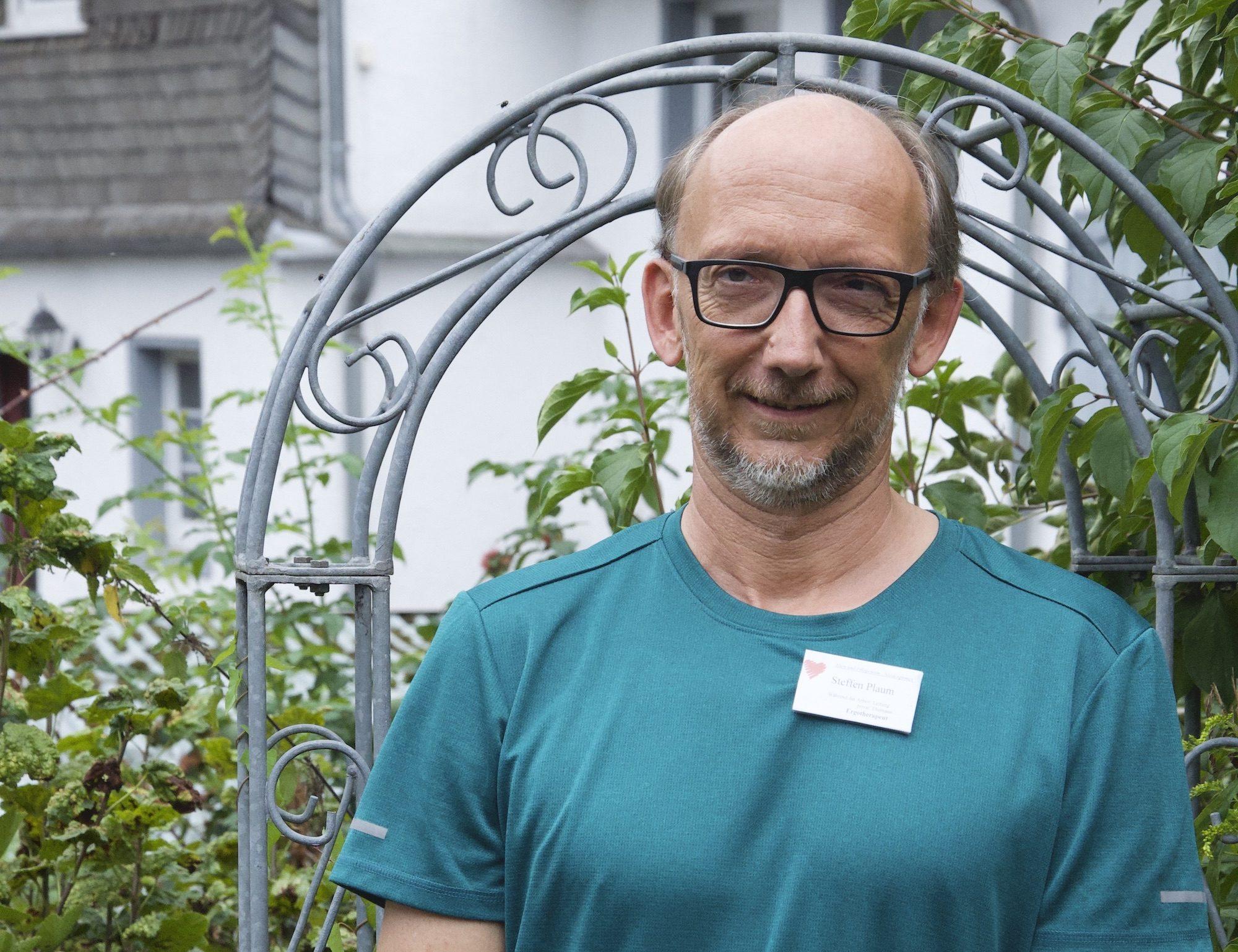 Porträt Steffen Plaum